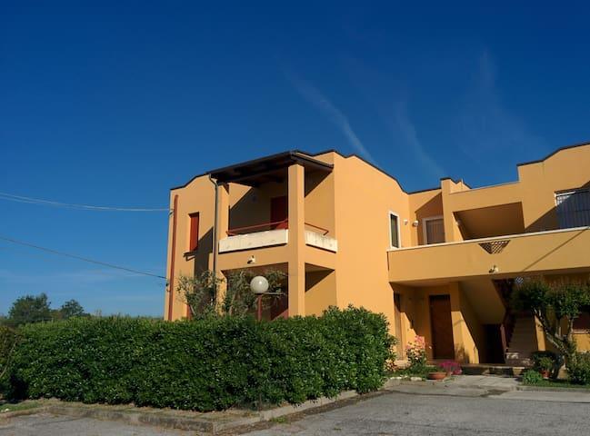 Casa Vacanze a 100m dal Mare - Fano - Apartamento