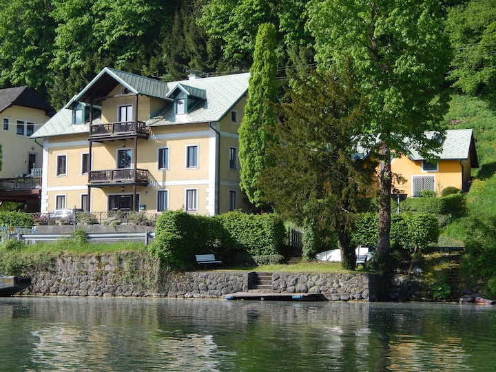 Private Flat Villa Otterstein - Traunsee