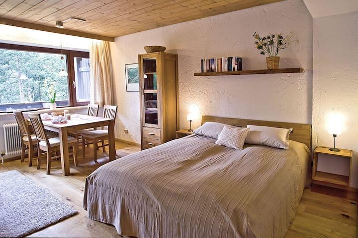 Gemütliches 35m2 Appartement für 2P - Seefeld in Tirol - Appartamento