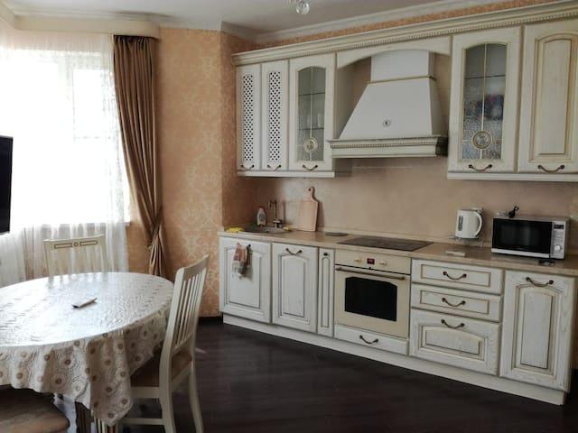 Квартира в центре Сочи