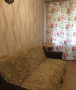 Комфортная, просторная, двухкомнатная квартира