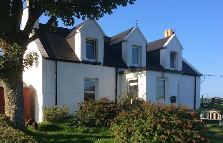 Mable's Cottage - Uig - House