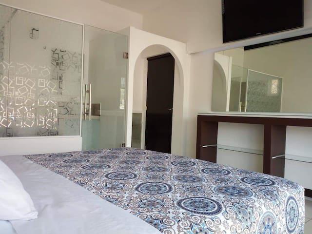 Habitación Suite (Cama King Size)
