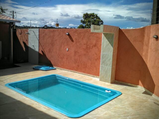 Nice House in Caldas Novas, thermal water city - Caldas Novas - Dom