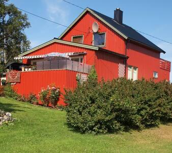 The Magda-House, at Landegode.