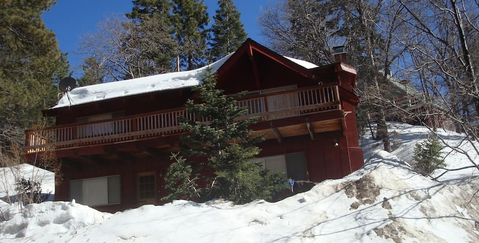 1800 sf Cabin with Hi Tech Connection - Green Valley Lake