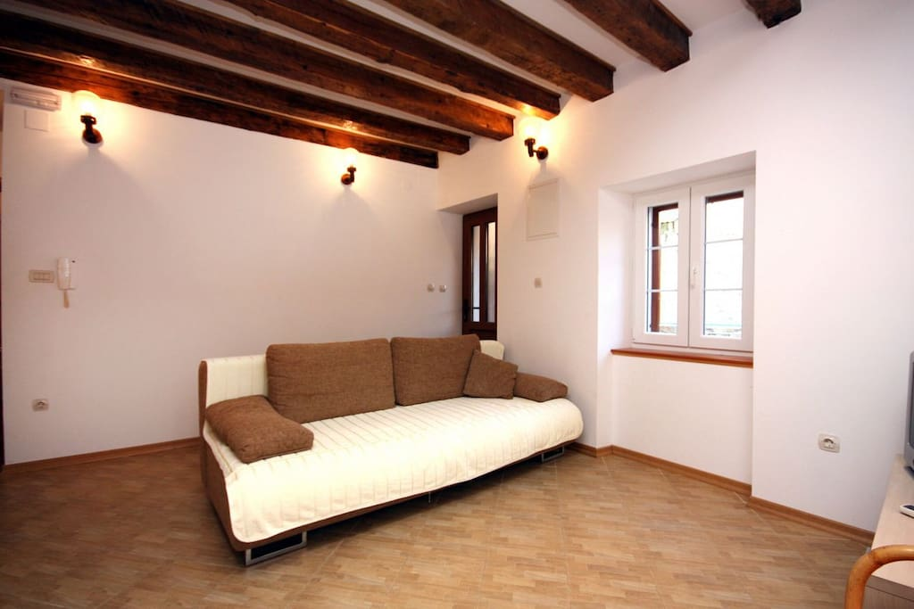 Living room, Surface: 11 m²