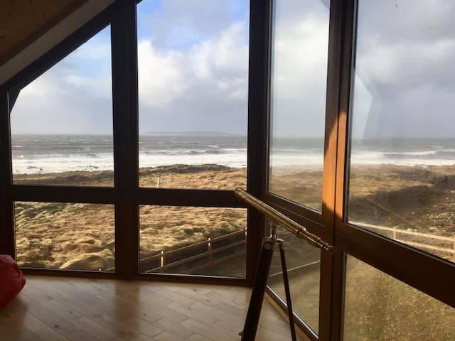 Wild Atlantic Mayo Coastal Retreat