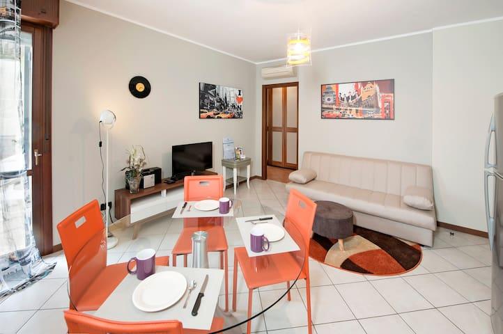 Montini apartment - rosso - Castelnuovo del Garda - Leilighet