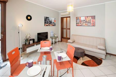 Montini apartment - rosso - Castelnuovo del Garda - Huoneisto