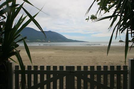 Pé na areia-Um paraíso só pra você! - San Sebastian - Rumah