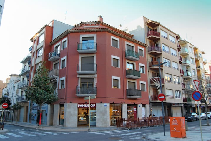 Apartment in the center of the city, Cambrils Port