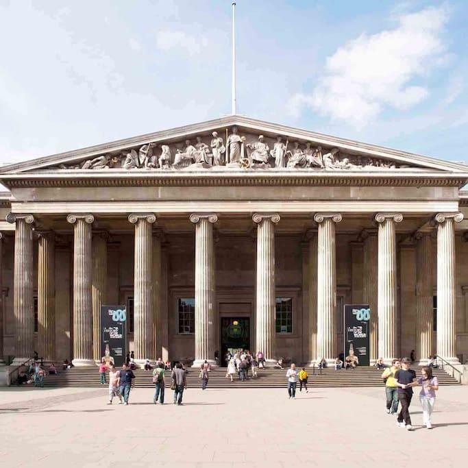 Φωτογραφία του χώρου Βρετανικό Μουσείο
