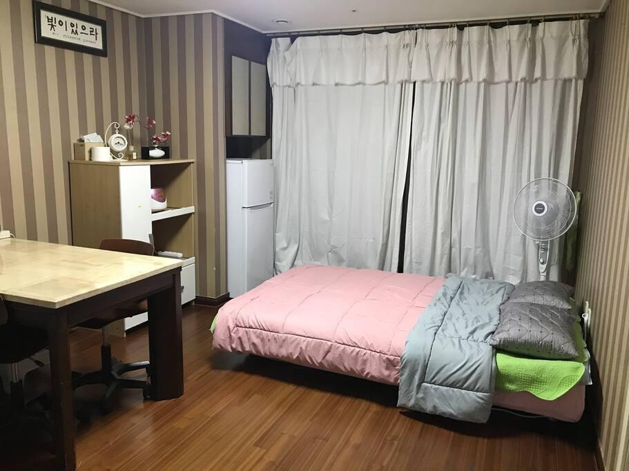 편안한 침실 2 퀸