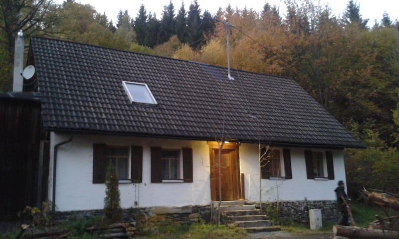 Der Waldgang - Wilhelmsthal - Dům