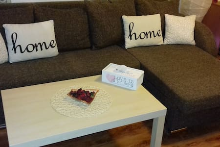 Holiday apartment in Mladé Buky