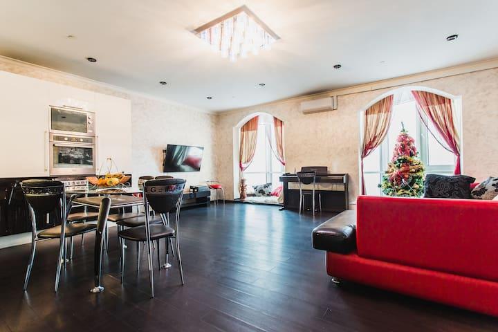 Luxury apartment in city centre - Moskva - Huoneisto