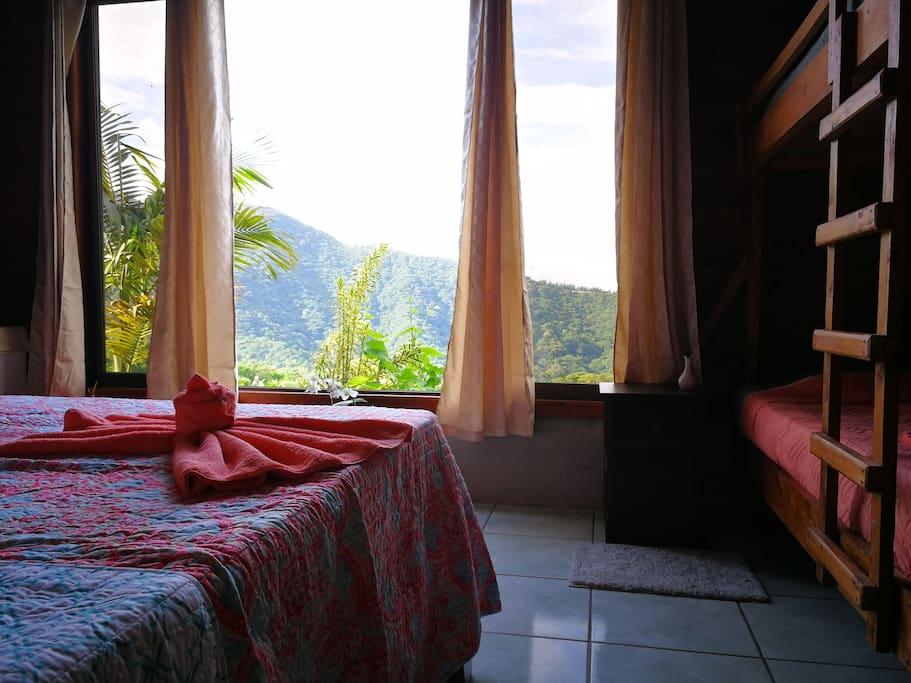 Caba a vistas del cafetal coffee view cabin for Cabine in montagne verdi del vermont