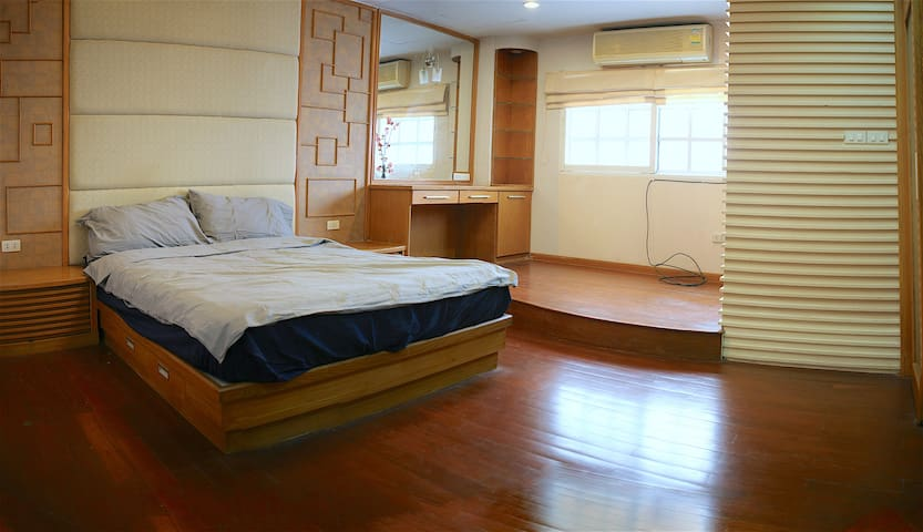 Cozy Room near N22 Art Quarter and CBD Bangkok