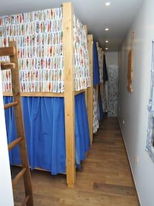 Hostel O torneiro  uma Memoria Viva Cama1
