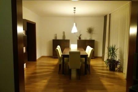 Willa Vip Apartament - วรอตซวาฟ - บ้าน