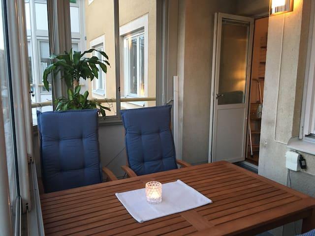 Fräsch ny renoverad lägenhet i Östersund