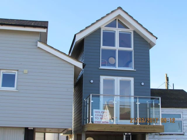 Stunning  building with lovely view - Felixstowe Ferry - Chalet