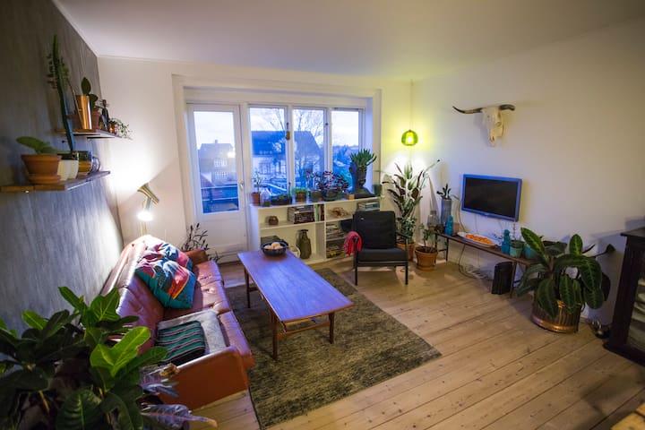 Cosy, bright apartment on Amager - Köpenhamn - Lägenhet