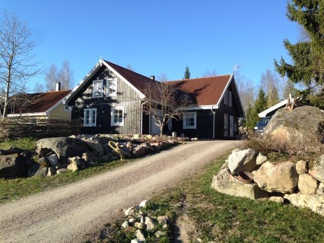 Övernattningslägenhet nära Arlanda/Uppsala.