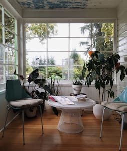 The DIG Guest Suite: Plant Heaven - Vashon - Dom