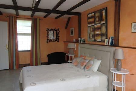 Chambre Mandarine pour 3 personnes - Saint-Lubin-en-Vergonnois
