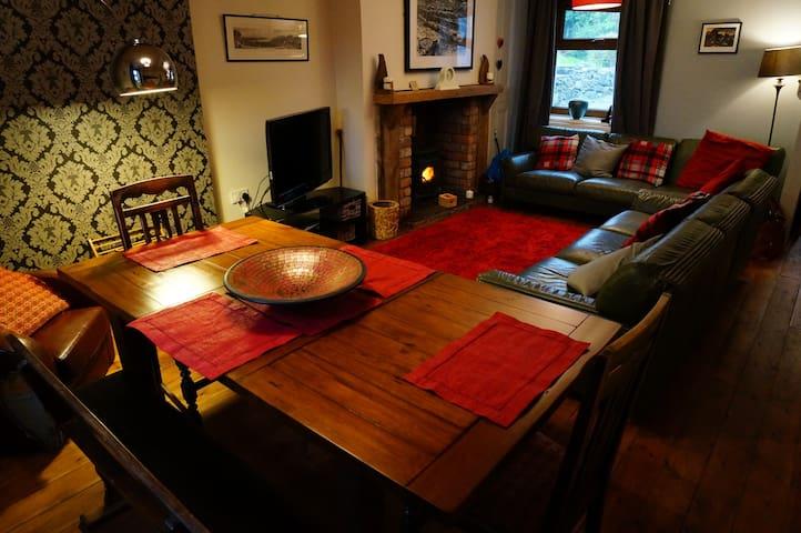 3 Bed Cottage in Snowdonia - Waunfawr, Caernarfon