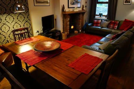 3 Bed Cottage in Snowdonia - Waunfawr, Caernarfon - 独立屋