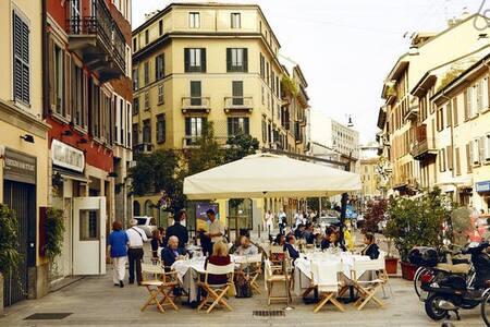 3 ROOMS CENTRE BRERA DesignDistrict - Milan - Apartment