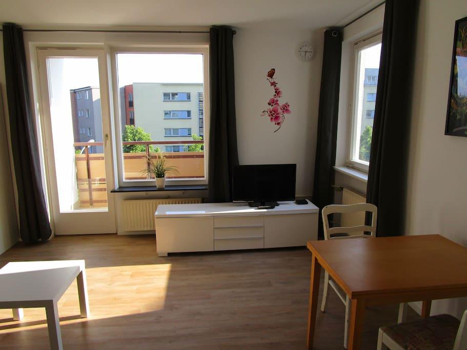 u8 city apartment k che balkon wohnungen zur miete in berlin berlin deutschland. Black Bedroom Furniture Sets. Home Design Ideas