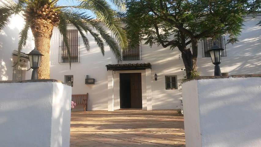 Caseria de San José : TIERRA - Iznájar - Bed & Breakfast