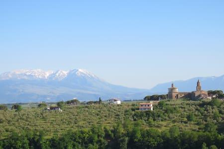 Casa vista Majella tra mare e monti - Loreto Aprutino