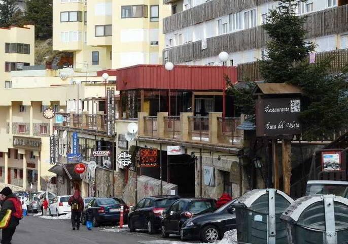 apartamentos bulgarias - Monachil - Appartement en résidence