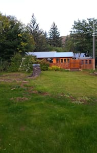 A nice and small house with garden - Hveragerði