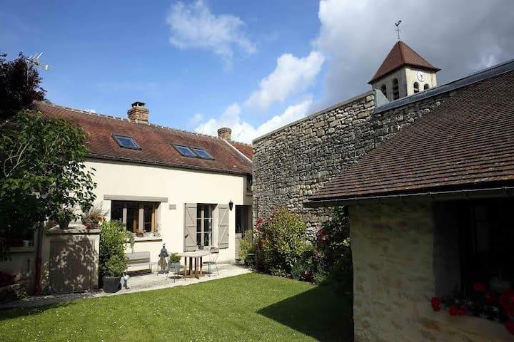 Petite maison de charme. - Avilly-Saint-Léonard