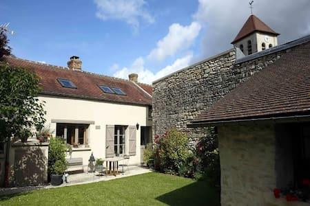 Petite maison de charme. - Avilly-Saint-Léonard - Casa