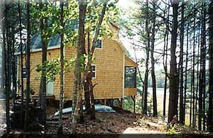 2 BD Coastal Cottage on the water - Georgetown - Hus