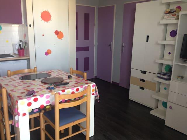 Idéal curistes et vacanciers - Rochefort - Apartment