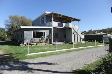 Park-Inn Lodge- South Rakaia Huts
