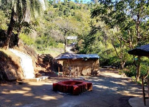 The Rustic Hut Charm