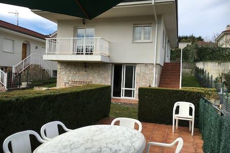 Casa y txoko ideal para familias - San Mamés de Meruelo