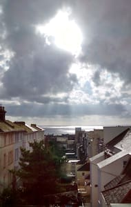 South facing double room sea view - Saint Leonards