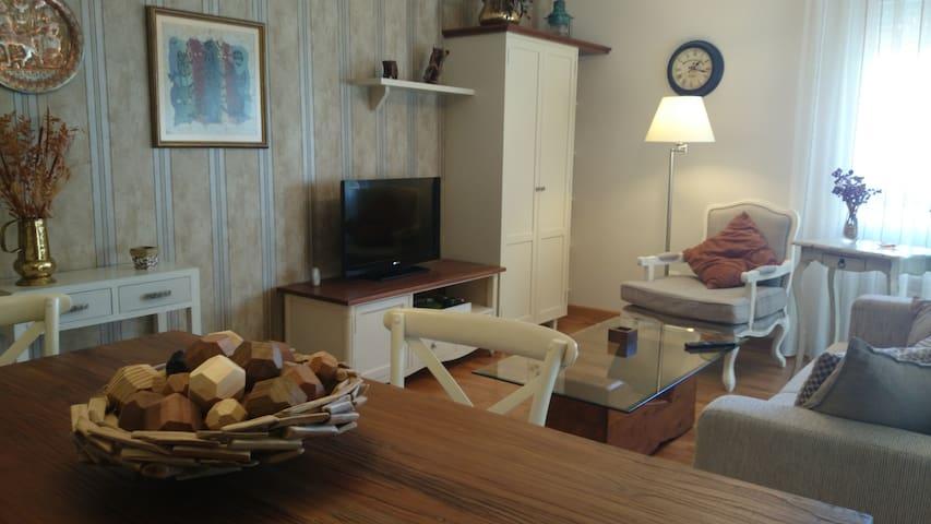 Apartamento con vistas a la Marisma - Gama - Apartemen