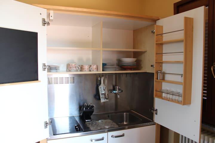 """Suite """"Canelli"""" - Locanda Pastura ad Agliano Terme - Agliano - Apartment"""