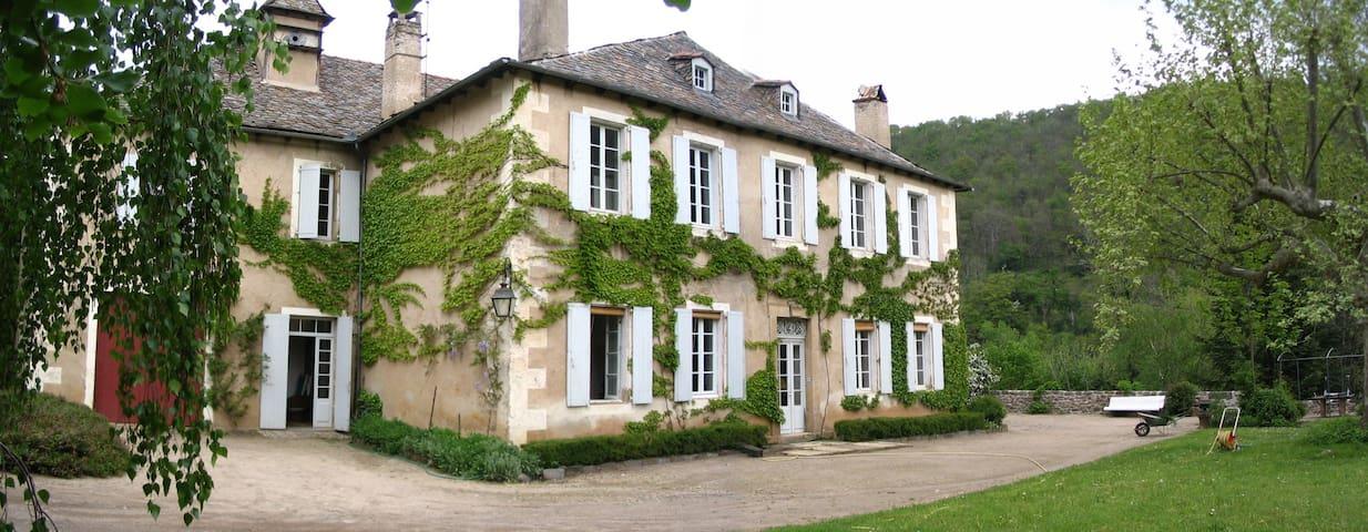 Petit Asinières - Florac - House